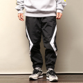 FindersKeepers FK-VERTICAL LOGO TRACK PANT [BLACK] [40911401]