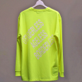 FindersKeepers FK-PHILOSOFHY LONG SLEEVE 蛍光イエロー NEON YELLOW 40911202
