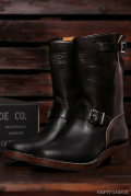 "[ウエスコ] WESCO ""2014 Limited Model"" HORSEHIDE NARROW ENGINEER BOOTS"""