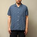 STEVENSON OVERALL CO. Sun Valley shirts 半袖シャツ