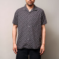 STEVENSON OVERALL CO. Sun Valley shirts 半袖シャツ