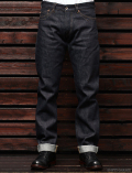 STEVENSON OVERALL CO. Calistoga LOT. 340 13.5 oz Rigid Indigo