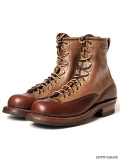 [ホワイツ] WHITE'S BOOTS Smoke Jumper LTT Brown x Natural Chromexcel