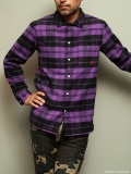 Finderskeepers FK Flannel Work Shirt L/S ネルシャツ