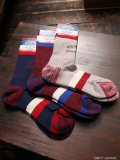 Stevenson Overall Co. Athletic Socks - AS ソックス 靴下