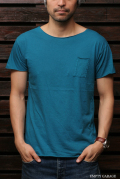 GRAB IN HOLLYWOOD All Cut S/S Pocket Tee