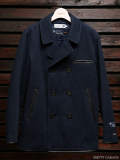 FindersKeepers FK-PEA COAT LORO PIANA STORM SYSTEM (防風・防水)