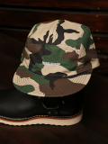 Finderskeepers FK-5PANEL CAP/THUNDER [WOODLAND CAMO]
