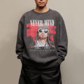 Finderskeepers FK-MEMORIAL CREW NECK / Edge Of Time / WASHED