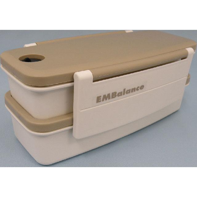 エンバランス2段式ビッグランチボックス