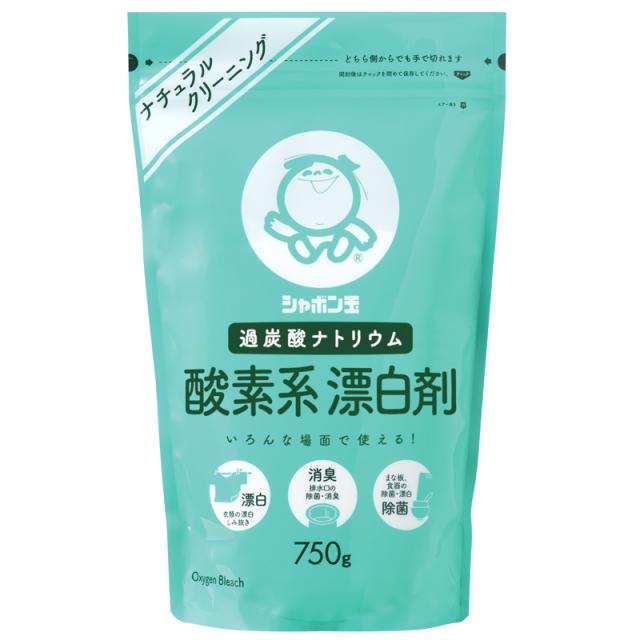 シャボン玉酸素系 漂白剤