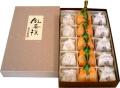 栗きんつば5+栗きんとん5+柿つづみ5