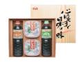 08401087 ヤマエ食品工業 味噌(カップ入り)・醤油4点セット