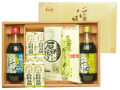 08400839 江夏本店オリジナル 高千穂峡つゆとこだわり麺セット