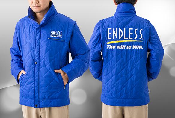 ENDLESS 復刻キルティングジャケット