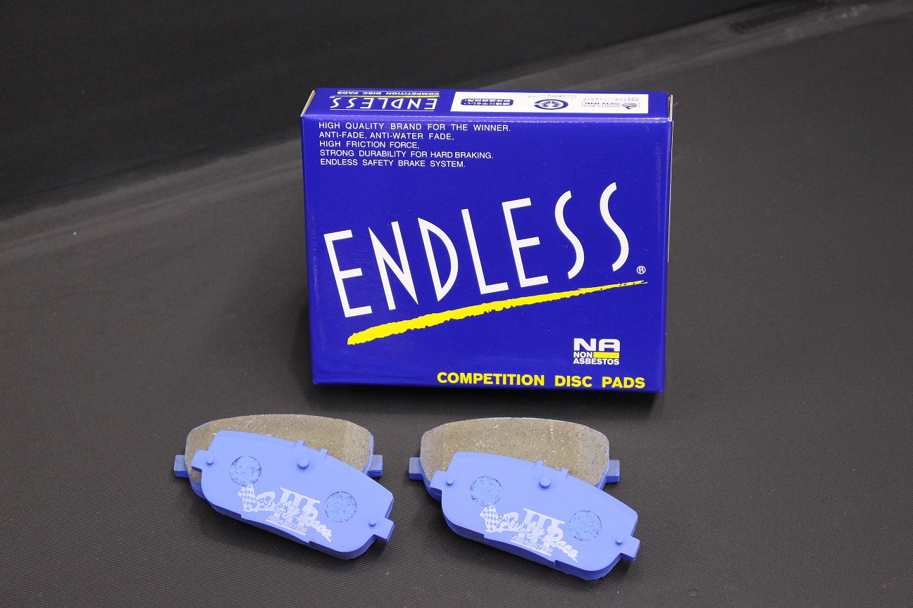 BRAKE PAD NC・ND型共通 ロードスター用 リヤ EP432PR3