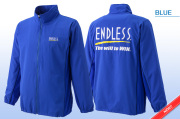 ENDLESS ライトジャケット