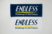 Newロゴ ENDLESS フェイスタオル