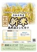 玄米チラシ