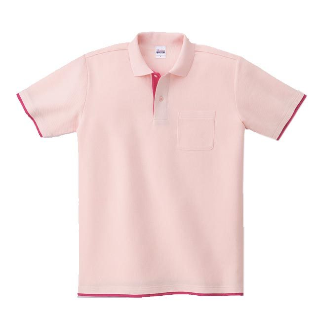 Printstar 00195-BYP ベーシックレイヤードポロシャツ