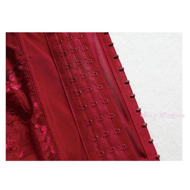 ホルターネック風ベビードールとTバック ガーターベルト付き 下着 セット ランジェリー セクシー レディースファッション 通販