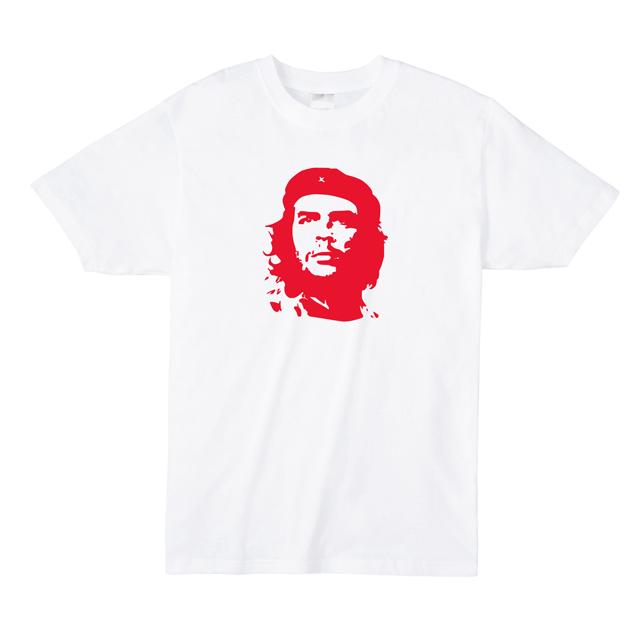 チェゲバラプリントtシャツ