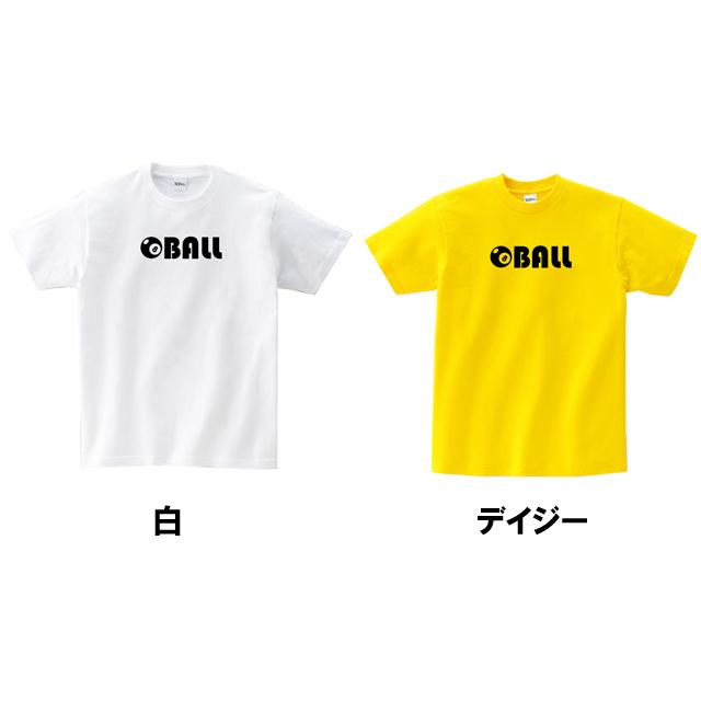 8 BALLTシャツ カラーバリエーション