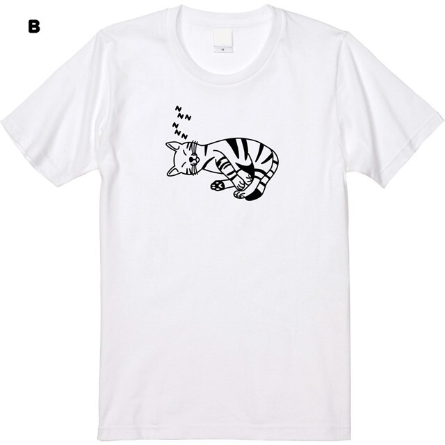 ネコプリントTシャツ オリジナル レディースファッション 通販