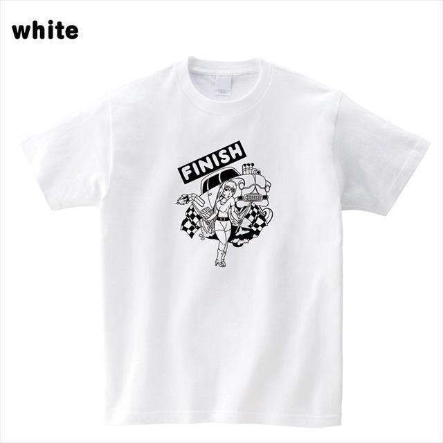 カスタムカー プリントTシャツ おもしろ キャラクター アメ車