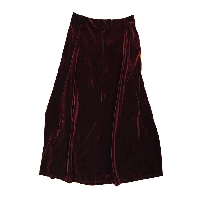 さらさらロングスカート