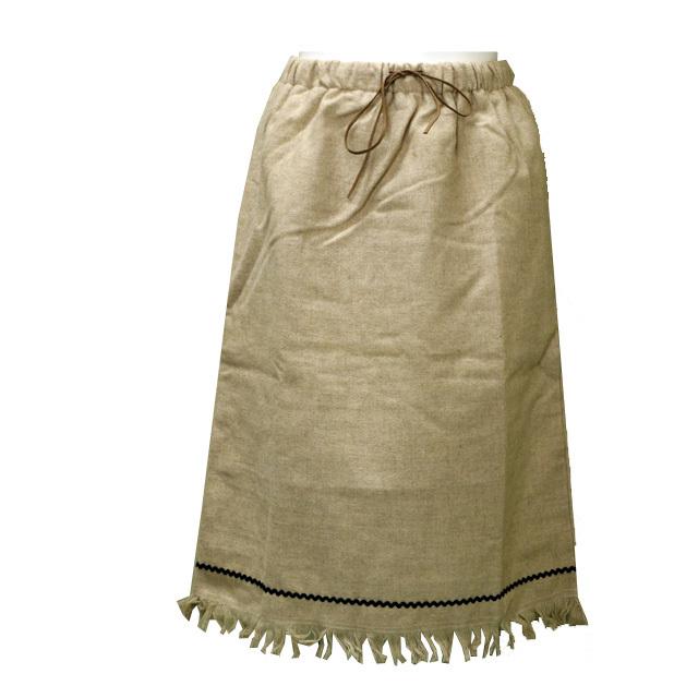 フォークロアロングスカート ビンテージ カジュアル クラシカル 森ガール
