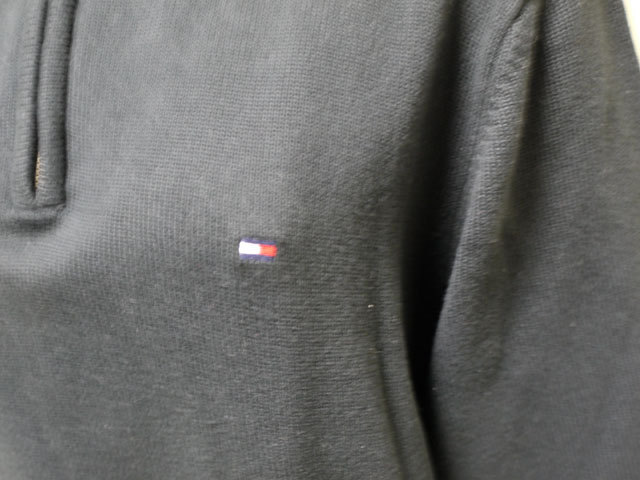 USED 古着 大きい ゆったり トップス TOMMY HILFIGER LL 3L 4L 5L