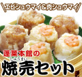 蓬莱本館 冷凍焼売セット【肉・えび】