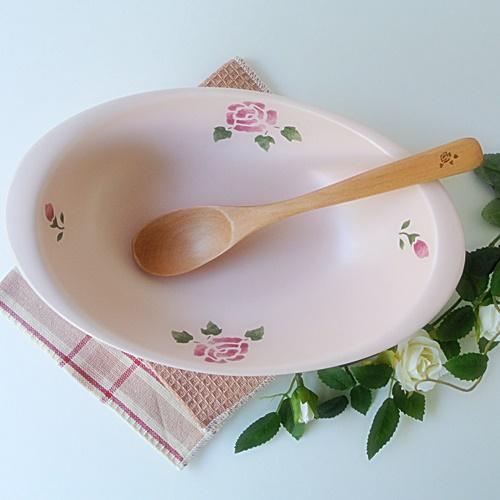 マニー ローズ陶器 オーブンウェアー