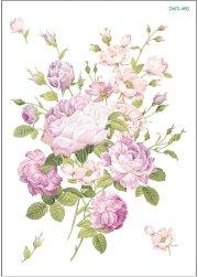ブルームーンのバラのブーケ