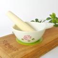 マニー ローズ陶器 ミニすり鉢