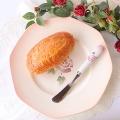 マニー ローズ陶器 陶器ハンドル バターナイフ