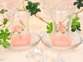 チャイグラス&ソーサー