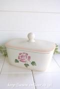 マニー ローズ陶器 ウェットシートボックス