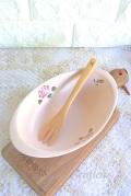 マニー ローズ陶器 オーブンウェア