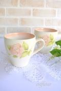 リンディ ボヌール 陶器 マグカップ