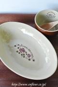 マニー セゾンドローズ 陶器 カレー&スープ