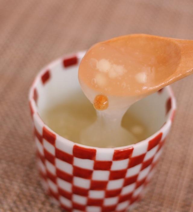くず湯生姜1