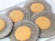 イカスミえびせんうにチーズ味(イメージ)