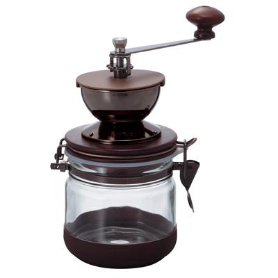 ハリオ キャニスターコーヒーミル