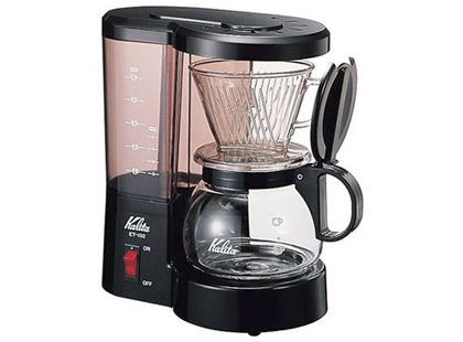 カリタコーヒーメーカーET-102