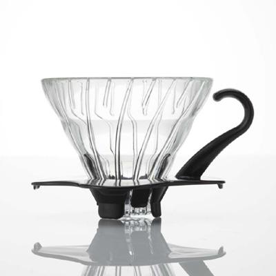 ハリオ耐熱ガラスドリッパー01
