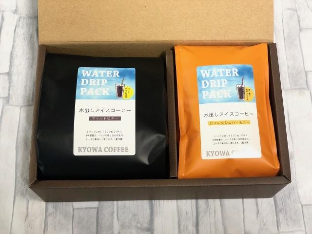 水出しコーヒーパック ギフトセット