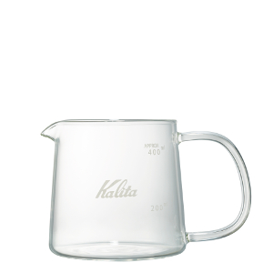 カリタ コーヒーサーバーJUG400 (400ml)
