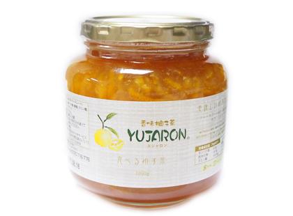 香味柚子茶ユジャロン